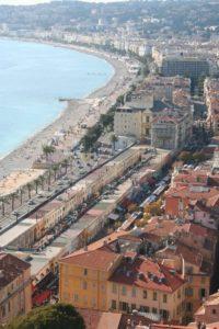 nice promenade anglais chauffeur privé vtc Côte-d'Azur