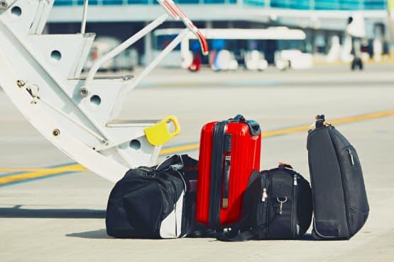 VTC aeroport Nice avec ou sans bagages